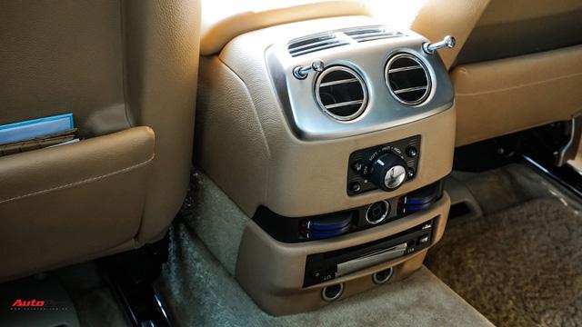 Chi tiết Rolls-Royce Ghost bán lại với giá gần 11 tỷ đồng tại Hà Nội - Ảnh 18.