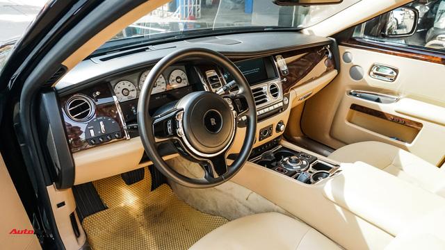 Chi tiết Rolls-Royce Ghost bán lại với giá gần 11 tỷ đồng tại Hà Nội - Ảnh 9.