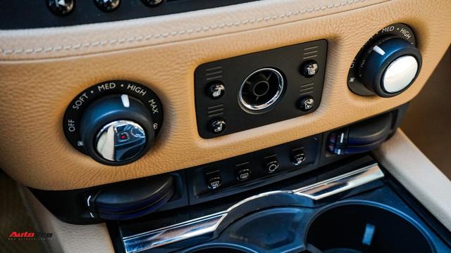 Chi tiết Rolls-Royce Ghost bán lại với giá gần 11 tỷ đồng tại Hà Nội - Ảnh 14.