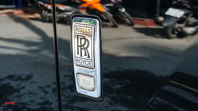 Chi tiết Rolls-Royce Ghost bán lại với giá gần 11 tỷ đồng tại Hà Nội - Ảnh 4.