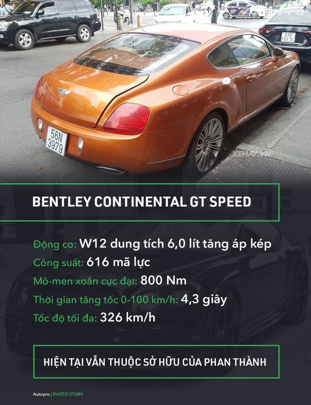 Trước Maybach S450, Phan Thành từng mạnh tay mua những mẫu xe khủng nào? - Ảnh 10.