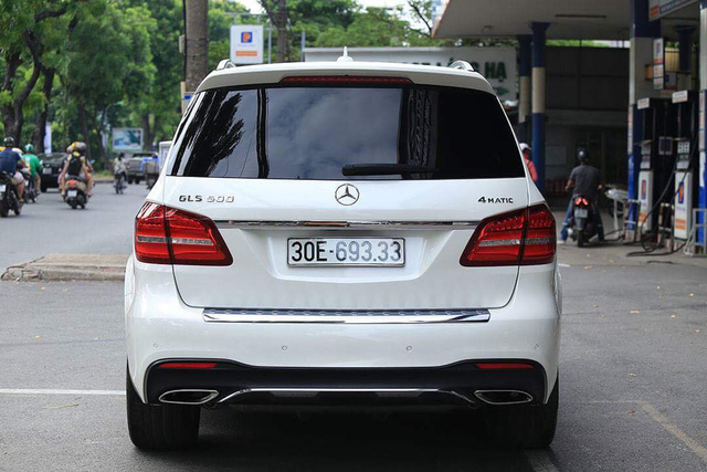 Chủ xe Mercedes-Benz GLS 500 4MATIC lỗ 2 tỷ đồng sau gần 2 năm sử dụng - Ảnh 3.