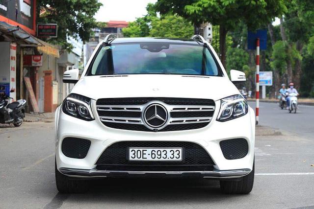 Chủ xe Mercedes-Benz GLS 500 4MATIC lỗ 2 tỷ đồng sau gần 2 năm sử dụng - Ảnh 1.
