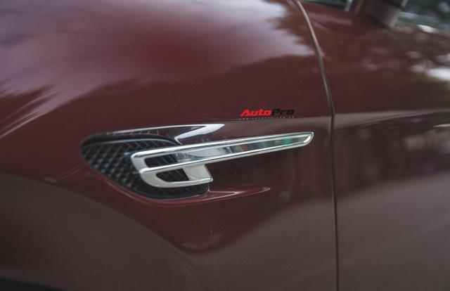 Bentley Continental Flying Spur màu lạ - Xe siêu sang cho đại gia Việt thích hàng độc - Ảnh 7.