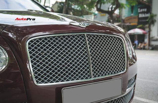 Bentley Continental Flying Spur màu lạ - Xe siêu sang cho đại gia Việt thích hàng độc - Ảnh 5.