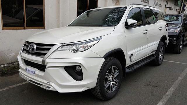 Thêm trăm triệu tiền phụ kiện, hãng xe Toyota xe Fortuner 2018 vẫn phân phối được hơn 900 xe trong 1 tháng - Ảnh 3.