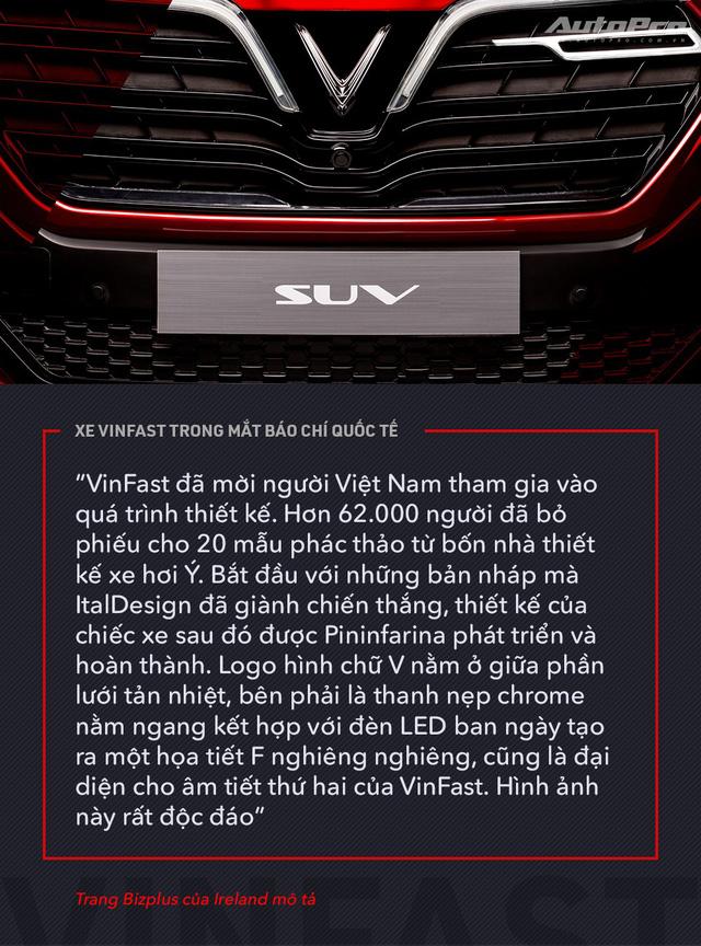 Từ Tây sang Đông, xe VinFast được giới truyền thông quốc tế mổ xẻ như thế nào? - Ảnh 15.