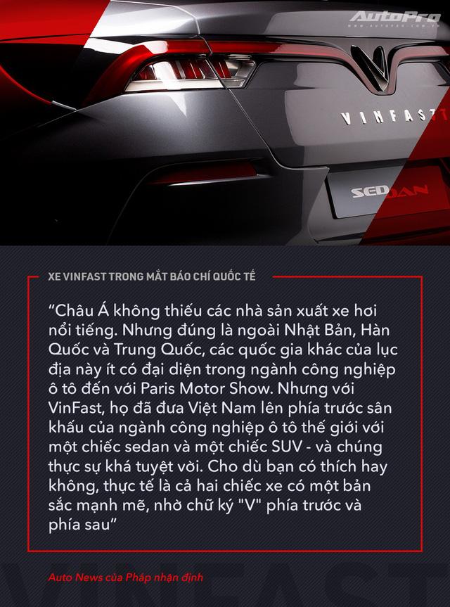 Từ Tây sang Đông, xe VinFast được giới truyền thông quốc tế mổ xẻ như thế nào? - Ảnh 5.