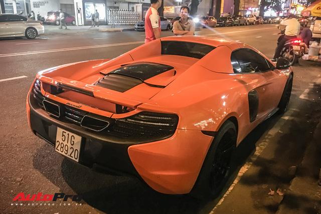 Dàn siêu xe, xe thể thao tụ tập mừng sinh nhật đại gia Sài Gòn - Ảnh 2.