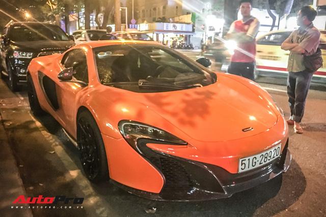 Dàn siêu xe, xe thể thao tụ tập mừng sinh nhật đại gia Sài Gòn - Ảnh 3.