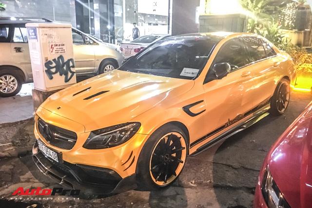 Dàn siêu xe, xe thể thao tụ tập mừng sinh nhật đại gia Sài Gòn - Ảnh 8.