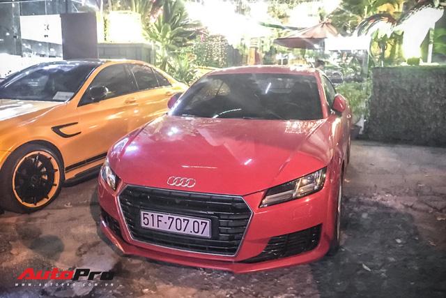 Dàn siêu xe, xe thể thao tụ tập mừng sinh nhật đại gia Sài Gòn - Ảnh 9.