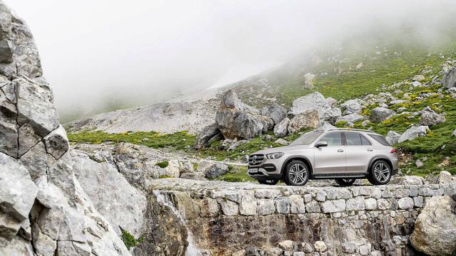 Ra mắt Mercedes-Benz GLE 2019: Thiết kế mượt mà, công nghệ vượt trội - Ảnh 5.