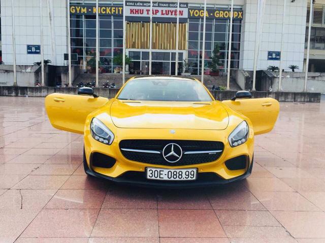 Nữ đại gia Hải Phòng bán Mercedes-Benz AMG GT-S Edition 1 màu vàng độc nhất Việt Nam sau 5.000 km - Ảnh 5.