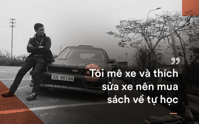 Cậu sửa xe khiến GS Hồ Ngọc Đại tự hào hơn Ngô Bảo Châu, là tay đua số 1 Việt Nam - Ảnh 2.