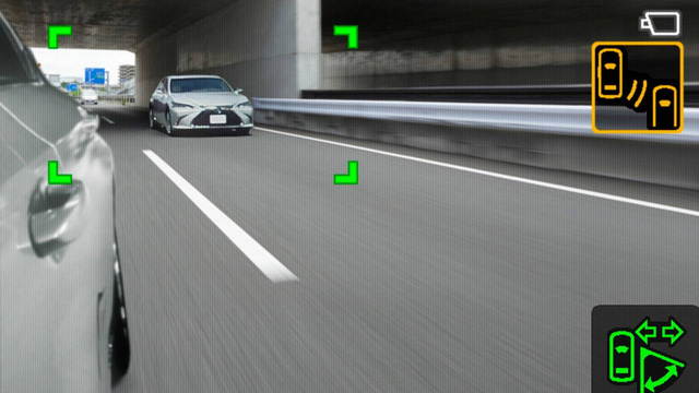 Chi tiết gương chiếu hậu điện tử trên Lexus ES sắp xuất hiện trên toàn cầu - Ảnh 6.