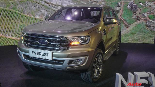 Khách hàng Việt phải chi thêm hàng chục triệu đồng cho phụ kiện để mua luôn Ford Everest - Ảnh 1.