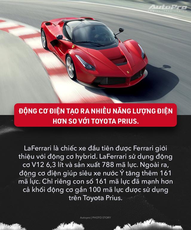 LaFerrari có thể chạy lộn ngược và những điều ít ai biết về siêu xe hàng hiếm của Ferrari - Ảnh 1.