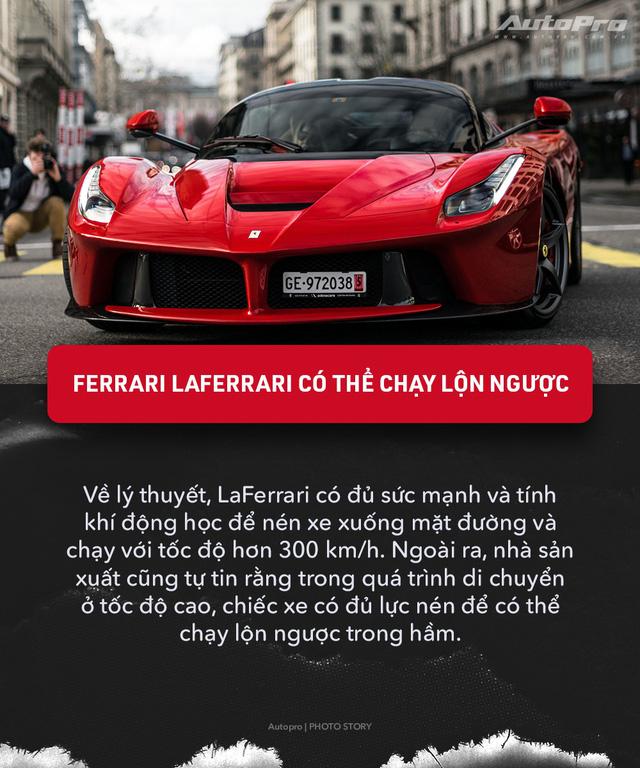 LaFerrari có thể chạy lộn ngược và những điều ít ai biết về siêu xe hàng hiếm của Ferrari - Ảnh 2.