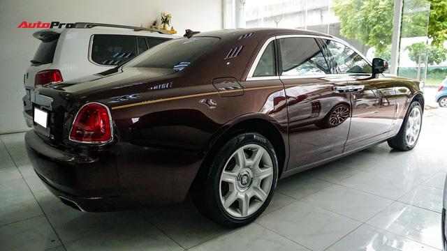 Lên sàn xe cũ, Rolls-Royce Ghost vẫn đắt ngang 2 chiếc Mercedes-Benz S-Class đập hộp - Ảnh 4.