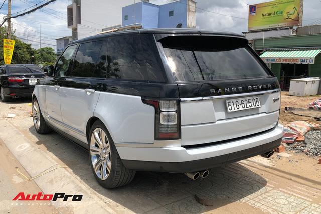 Range Rover SVAutobiography LWB hàng hiếm hai tông màu tại Sài Gòn - Ảnh 2.
