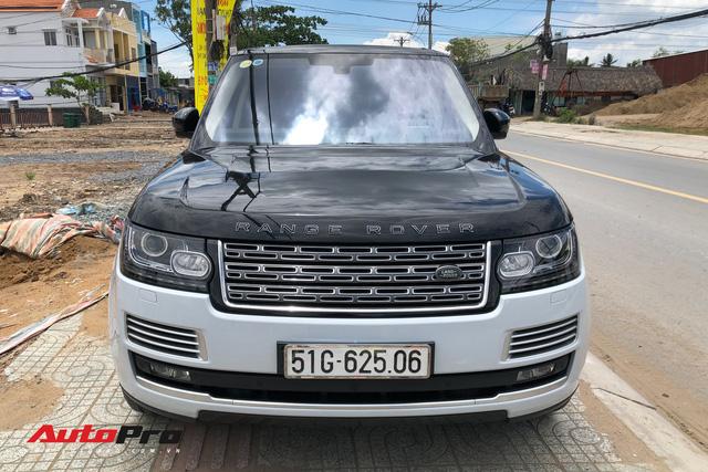 Range Rover SVAutobiography LWB hàng hiếm hai tông màu tại Sài Gòn - Ảnh 4.