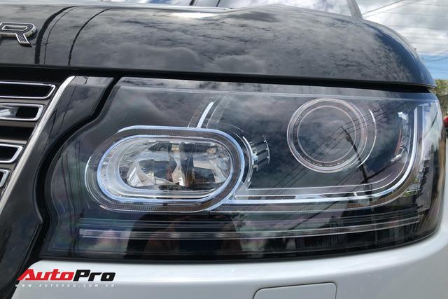 Range Rover SVAutobiography LWB hàng hiếm hai tông màu tại Sài Gòn - Ảnh 9.