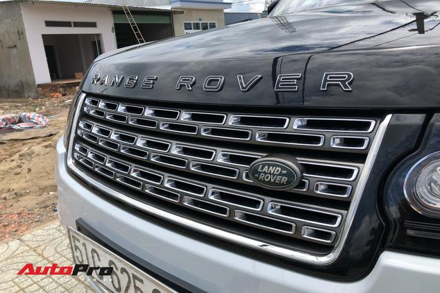 Range Rover SVAutobiography LWB hàng hiếm hai tông màu tại Sài Gòn - Ảnh 7.