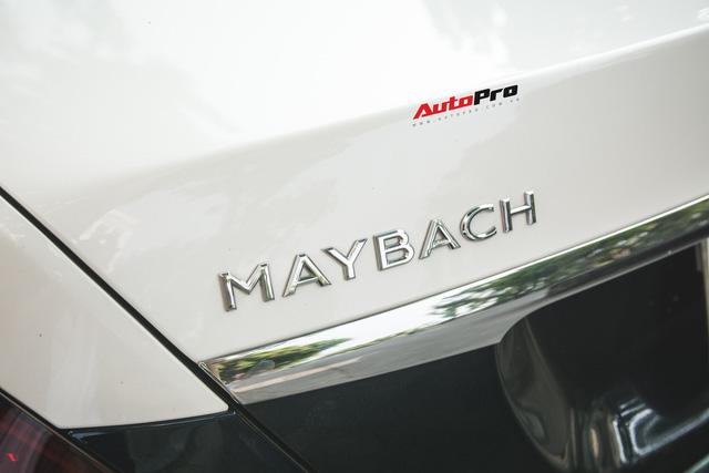 Đại gia Hà thành sắm Mercedes-Maybach S560 4Matic đầu tiên Việt Nam - Ảnh 13.