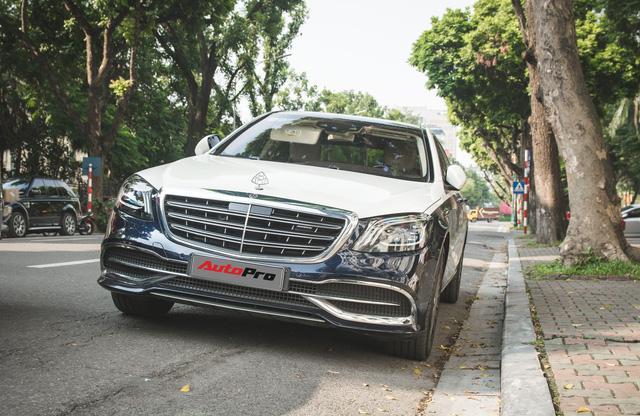 Đại gia Hà thành sắm Mercedes-Maybach S560 4Matic đầu tiên Việt Nam - Ảnh 15.