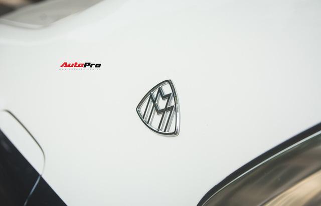 Đại gia Hà thành sắm Mercedes-Maybach S560 4Matic đầu tiên Việt Nam - Ảnh 8.