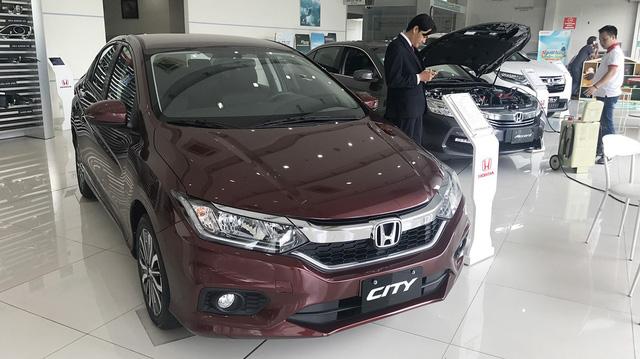 Honda bán chạy trong tháng ngâu, bất ngờ vượt qua cả Kia lẫn Mazda trong cuộc đua thị phần