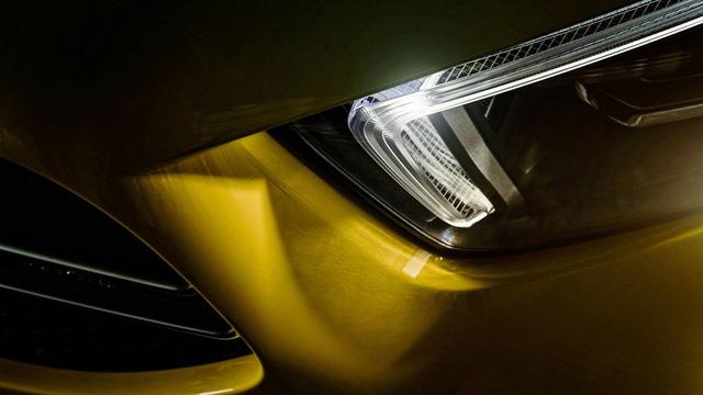 Sắp ra mắt xe rẻ nhất của Mercedes-AMG