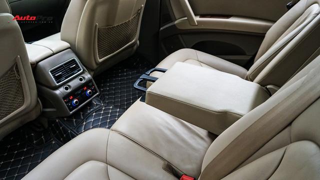 Qua thời đỉnh cao, Audi Q7 10 năm tuổi có giá dưới 700 triệu đồng