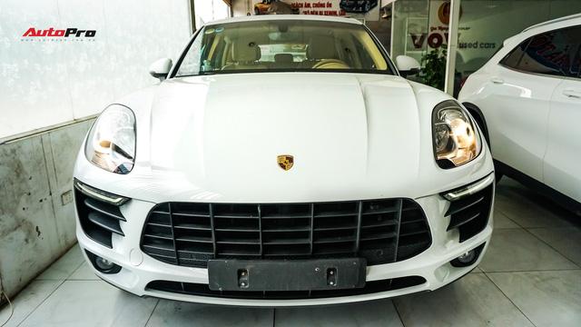 Sau 20.000 km, Porsche Macan hạ giá còn 2,8 tỷ đồng - Ảnh 1.