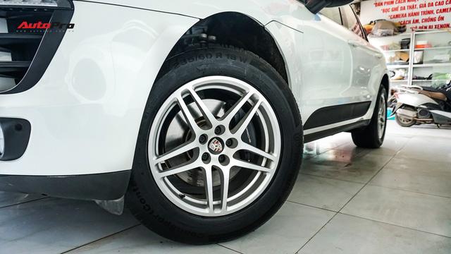 Sau 20.000 km, Porsche Macan hạ giá còn 2,8 tỷ đồng - Ảnh 3.