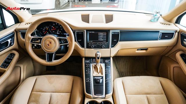 Sau 20.000 km, Porsche Macan hạ giá còn 2,8 tỷ đồng - Ảnh 6.