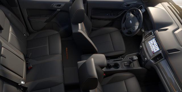 Giảm giá nhưng Ford Ranger Wildtrak 2018 tại Việt Nam lại có hàng loạt nâng cấp mới - Ảnh 3.