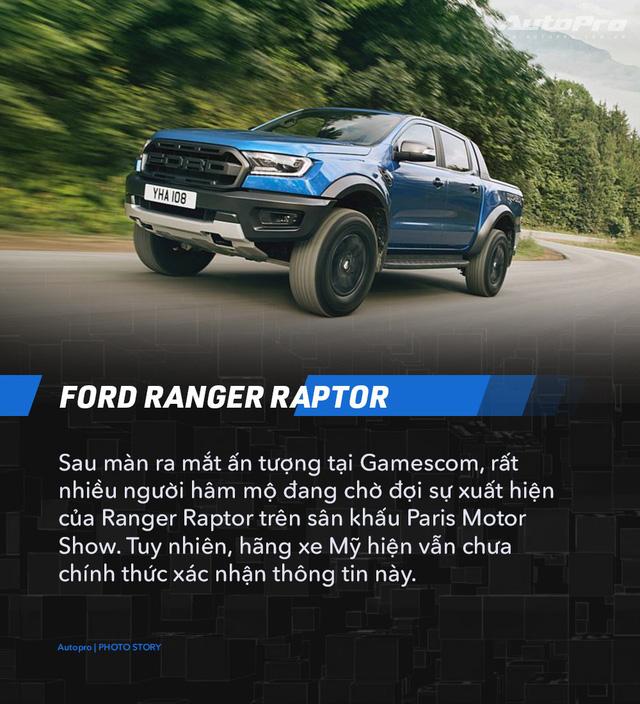 VinFast sẽ sánh ngang với dàn xe tiêu biểu nào tại Paris Motor Show 2018? - Ảnh 6.