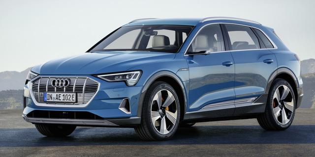 Audi E-Tron ra mắt toàn cầu tại San Francisco, khởi động giai đoạn cạnh tranh đầy khốc liệt mới - Ảnh 2.