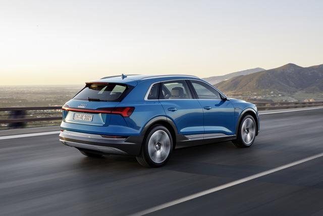 Audi E-Tron ra mắt toàn cầu tại San Francisco, khởi động giai đoạn cạnh tranh đầy khốc liệt mới - Ảnh 4.