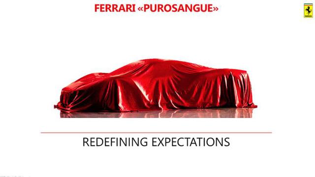 Ferrari có thể ra mắt SUV đè bẹp Lamborghini Urus - Ảnh 1.
