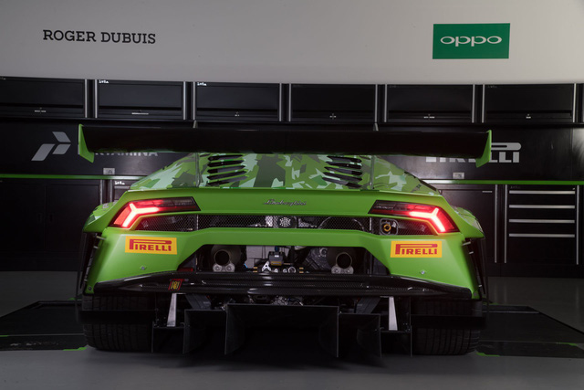 Lamborghini Huracan GT3 Evo - Khi sư tử mọc thêm cánh - Ảnh 3.