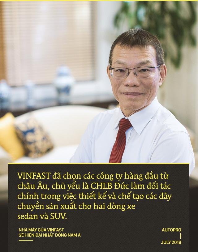Bên trong nhà máy VinFast: Hiện đại nhất Đông Nam Á, sản xuất thần tốc 38 xe/giờ - Ảnh 7.