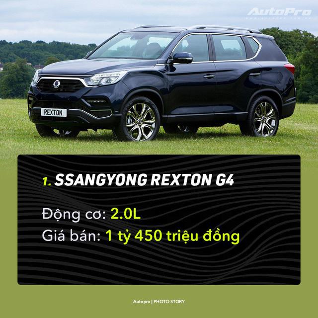 Đây là loạt xe đáng chú ý trong phân khúc SUV 7 chỗ sôi động nhất hiện nay tại Việt Nam - Ảnh 1.