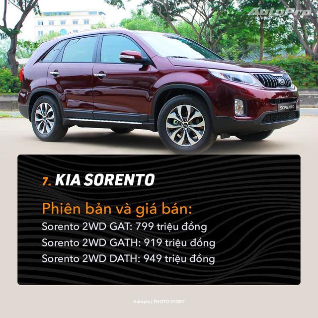 Đây là loạt xe đáng chú ý trong phân khúc SUV 7 chỗ sôi động nhất hiện nay tại Việt Nam - Ảnh 7.