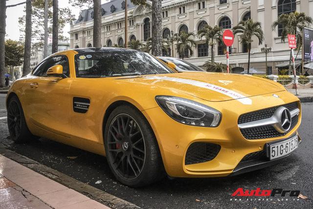 Nữ đại gia Sài Gòn đeo biển cho Mercedes-AMG GT S màu vàng đầu tiên tại Việt Nam - Ảnh 12.