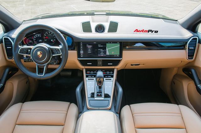 Đánh giá Porsche Cayenne 2018: Đâu phải tự nhiên giá cao, phụ kiện đắt đỏ - Ảnh 7.