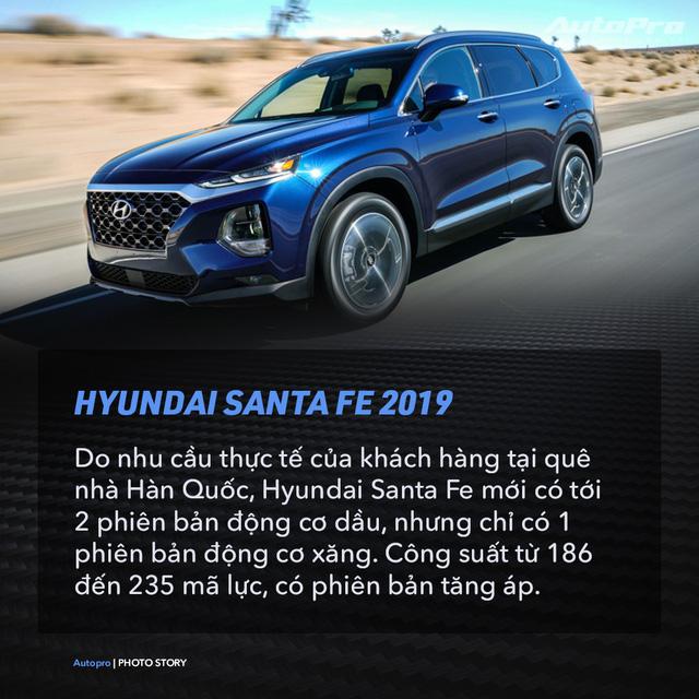 Hyundai Santa Fe 2019 và 9 điều thú vị cần biết - Ảnh 2.