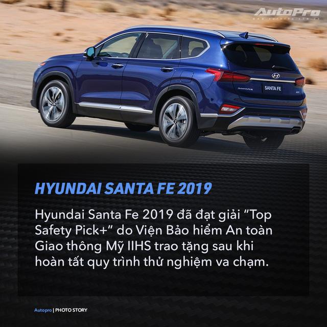 Hyundai Santa Fe 2019 và 9 điều thú vị cần biết - Ảnh 3.